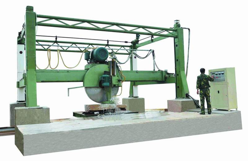 GS-3500型石材双向切割机