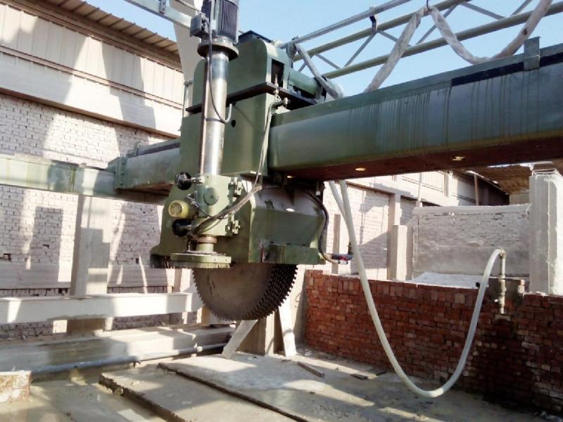 GSD20型多锯片双向切割机:在埃及工厂