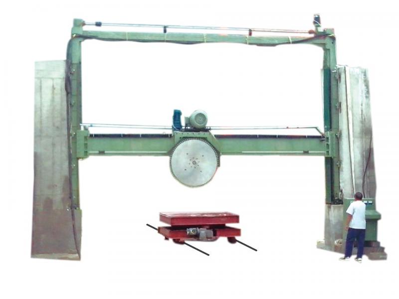 LJ1300型石材修料机