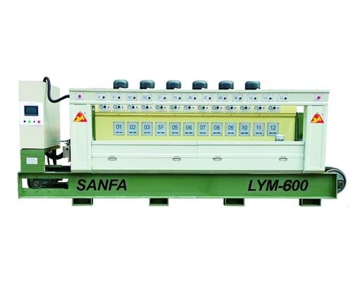 LYM-600型路沿石磨抛机