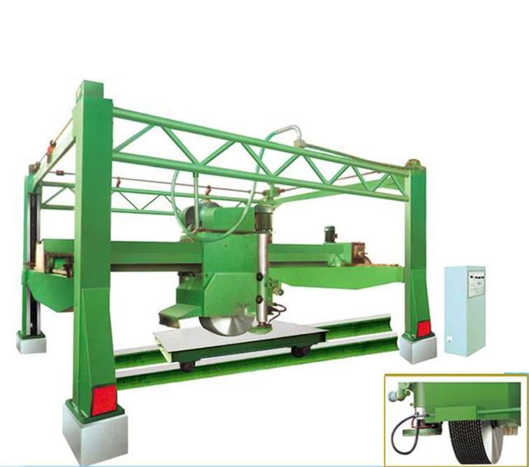 如何保养石材荒料切割机设备延长其使用寿命?