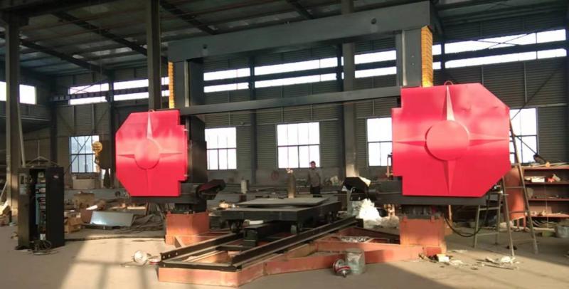 厂家为您分析石材荒料切割机的运行成本的因素及解决方案